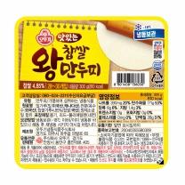 오뚜기 왕만두피(300G)