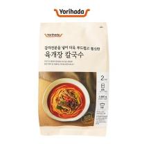 요리하다 육개장 칼국수(1.66KG)