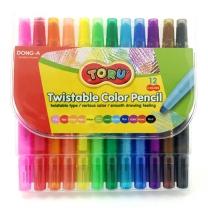 토루 샤프식 색연필 (12색)