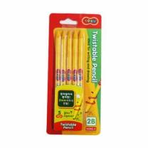 동아 토루 샤프식 연필 (2B)(5입)