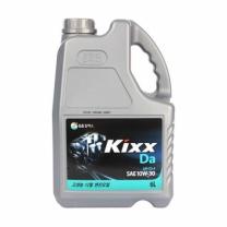 Kixx 엔진오일 (경유)(6L)