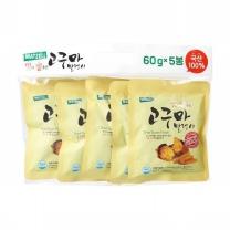 맛젤 고구마 말랭이(60G*5입)