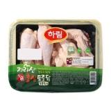 지리산 홍삼 토종닭 볶음(1Kg)