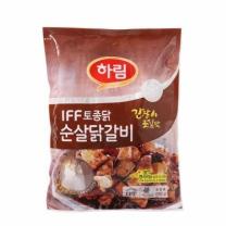 토종닭 순살 닭갈비(간장맛)(250G)