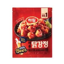 하림 매콤 닭강정(250G)