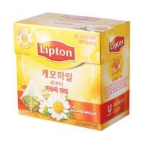 립톤 캐모마일 허브티(1.2G*10)