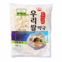칠갑 우리쌀떡국(1KG)