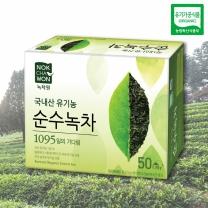 녹차원 유기농 녹차(1.2G*50입)