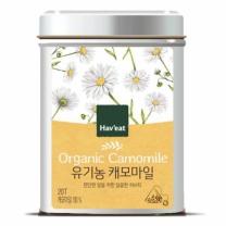 해빗 유기농 캐모마일(0.7G*20입)