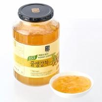 녹차원 꿀생강차(1KG)