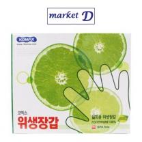 코멕스 위생장갑(400매*2개)