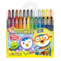 뽀로로 미니 색연필 (24색)