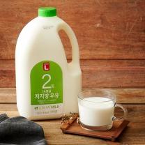 초이스엘 저지방 우유(2.3L)