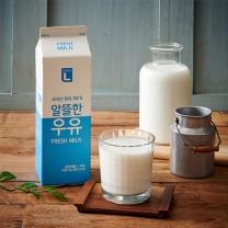 초이스엘세이브 알뜰한 우유(930ML)