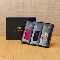 폴로 여성 단목자수 양말 세트(SPO83407)(3족)