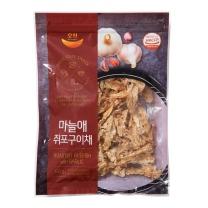 마늘애 쥐포구이채(150G)