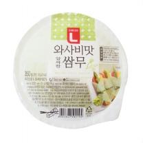초이스엘 와사비맛 쌈무(350G)