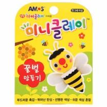 미니클레이 꿀벌 만들기(30G)