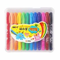 파스넷 색연필 (12색)