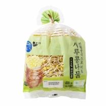 어깨동무 국산 시루콩나물(400G)