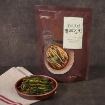 요리하다 롯데호텔 열무김치(1KG)