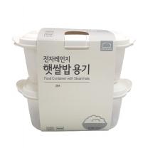 락앤락 렌지톡 밥용기(300ML*2개)