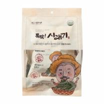 뚝딱 시래기나물(21G(7G*3봉))