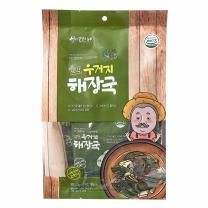 뚝딱 우거지 해장국(50G(10G*5봉))