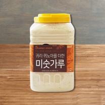귀리 퀴노아를 더한 미숫가루(2.1KG)