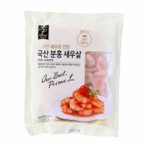 국산 분홍 새우살(230g)
