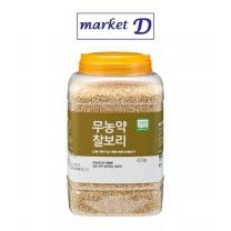 무농약 찰 보리(4.5KG)