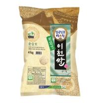 무농약 임금님표 이천쌀(4KG)