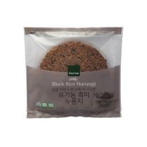 해빗 유기농 흑미누룽지(160G)