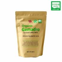 게마드로 유기농 커피 (분쇄)(200G)