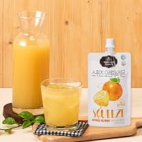 홈카페 스퀴즈 오렌지&레몬(120ML/봉)