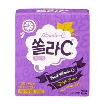 고려은단 쏠라C 20정 포도맛(40G)