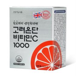 고려은단 비타민C 1000(1.08G*120정)