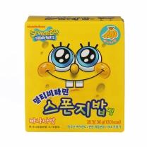 고려은단 스폰지밥 바나나맛(1.8G*20정)