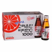 고려은단 마시는비타민C1000(100ML*10)