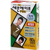 세븐에이트 염색약 (흑갈색)(60G)