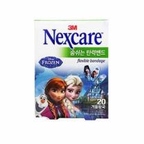 겨울왕국 캐릭터 방수밴드(20매)
