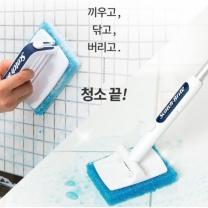 3M 욕실청소용 크린스틱 핸들팩