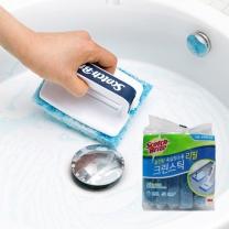 3M 욕실청소용 크린스틱 리필팩