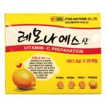 경남제약 레모나 에스산(1.5G*20입)