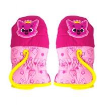 핑크퐁 아동 엄지 방한장갑