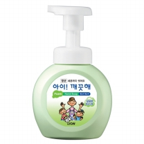 아이깨끗해 용기 (청포도)(250ML)