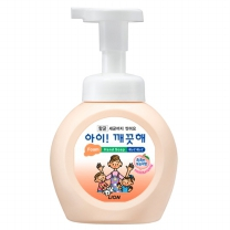 아이깨끗해 용기 (복숭아)(250ML)