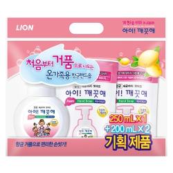 아이깨끗해 기획 (레몬)(650ML)