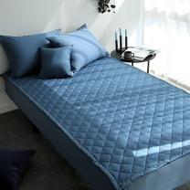 룸바이홈 순면패드 (블루S)(110*200)