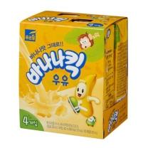 푸르밀 바나나킥 우유(200ML*4입)